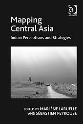 Карта Центральной Азии в восприятии и стратегии Индии