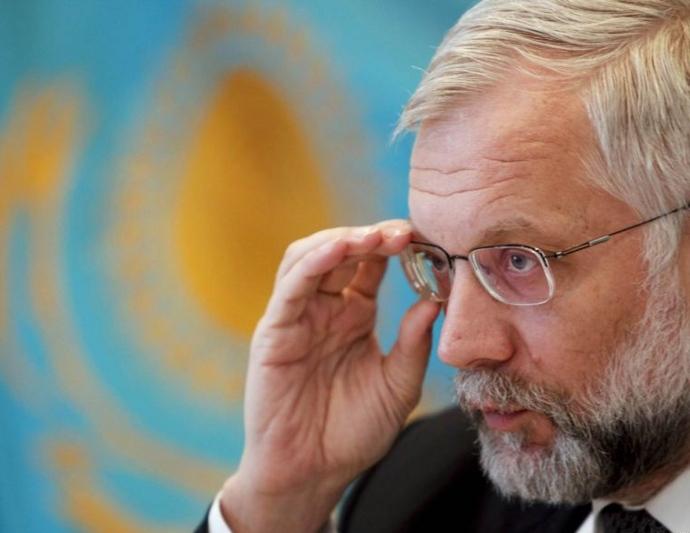 Г. Марченко. Источник фото: yk-news.kz