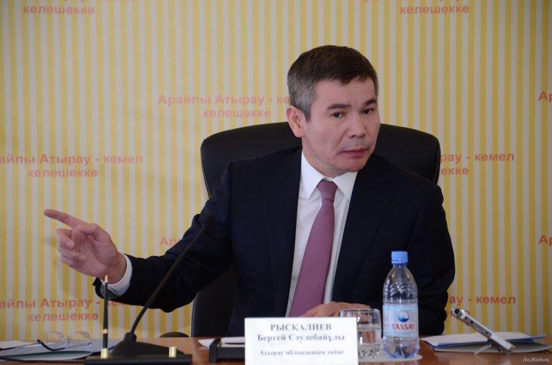Бергей Рыскалиев. Источник: kursiv.kz