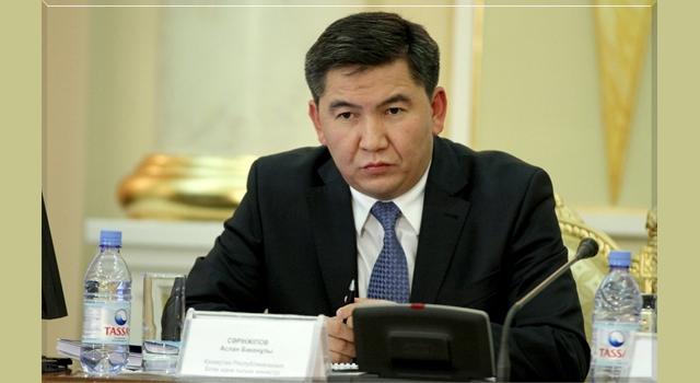 А. Саринжапов. Источник фото: profi-forex.org