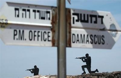 Сирия и Израиль