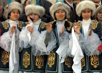 О казахском по-русски