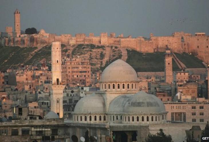 Сирийский лабиринт