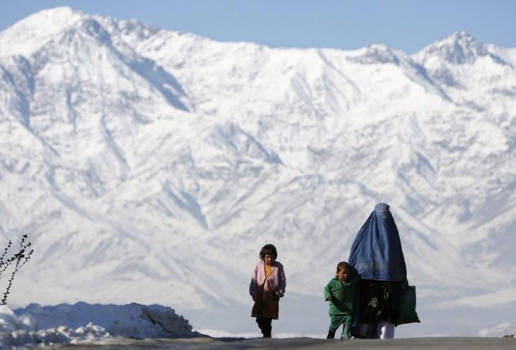 Афганские вопросы