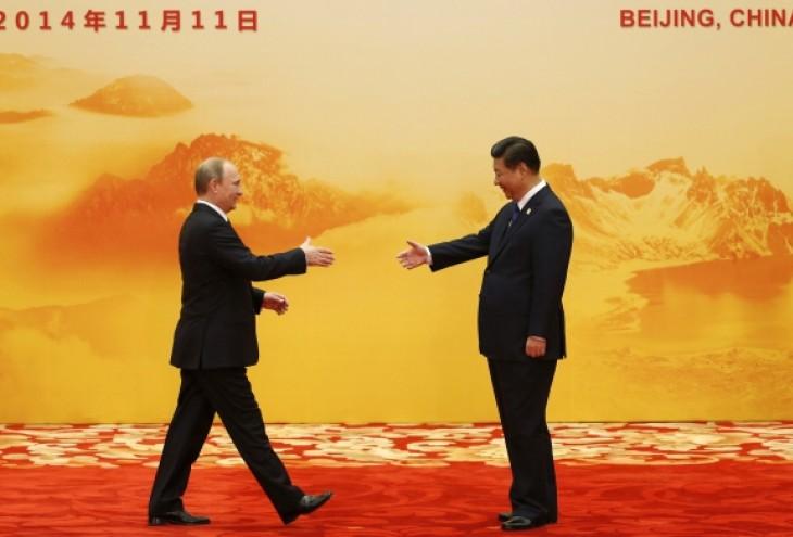 Между Россией и Западом
