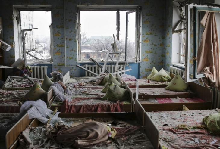 Украина: бои без правил