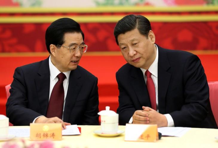 Специфика политической борьбы в высшем руководстве КПК-КНР