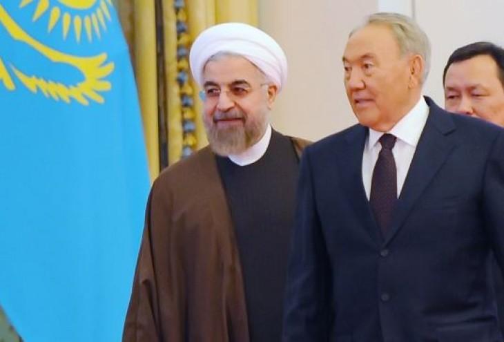 Иранские узлы казахстанской дипломатии