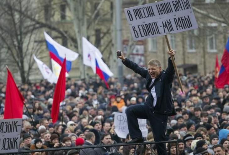 Эпическая битва за Украину
